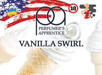 Vanilla Swirl ароматизатор TPA (Ванильный Рожок) 100мл
