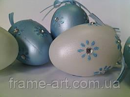 Яйцо пасхальное со стразами 6см 570314