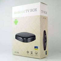 Android Smart TV-box AT-758 приставка для телевизора