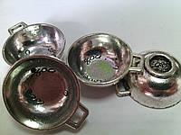 Фурнитура металлическая Супница серебро 160185
