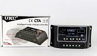 Солнечный контроллер заряда Solar controler 30A для солнечных батарей установок