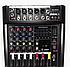 Аудио микшер Mixer BT-5200D. Микшер на 5 каналов!, фото 2