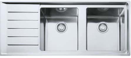 Мойка кухонная Franke NPX 621 полированная