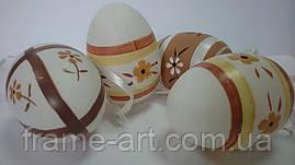 Яйцо пасхальное в тубе 6см 570313