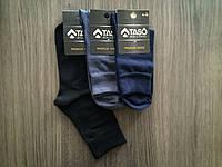 Носки мужские длинные Taso с двойной резинкой