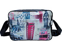 Сумка London Image 361 Big ben (28x36x11 см) купить оптом в Украине