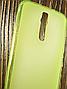 """Силиконовый Чехол """"Light green"""" для Asus Zenfone 2, фото 2"""