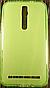 """Силиконовый Чехол """"Light green"""" для Asus Zenfone 2, фото 4"""