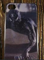 """Пластиковый 3D Чехол """"Spider-man"""" для Apple iPhone 4/4S Чехол-Накладка на мобильный телефон"""