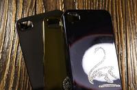 """Пластиковый Чехол """"Swan"""" для Apple iPhone 4/4S Чехол-Накладка на мобильный телефон"""