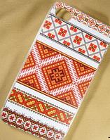 """Пластиковый Чехол """"""""С узорами rhombus"""" для Apple iPhone 4/4S Чехол-Накладка на мобильный телефон"""