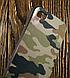 """Силиконовый Чехол """"Camouflage"""" для Apple iPhone 4/4S Чехол-Накладка на мобильный телефон, фото 2"""
