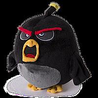Angry Birds: мягкая игрушка Бомб (13 см)