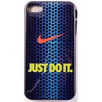 """Силиконовый Чехол """"Nike"""" для Apple iPhone 4/4S Чехол-Накладка на мобильный телефон"""