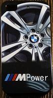 """Силиконовый Чехол """"BMW MPower"""" для Apple iPhone 4/4S Чехол-Накладка на мобильный телефон"""