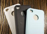 """Силиконовый Чехол """"Circle"""" для Apple iPhone 4/4S Чехол-Накладка на мобильный телефон"""