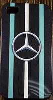"""Силиконовый Чехол """"Mercedes Benz"""" для Apple iPhone 4/4S Чехол-Накладка на мобильный телефон"""