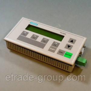 Микропанель SIMATIC TD200  6ES7272-0AA30-0YA1