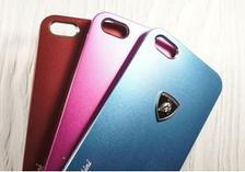 "Металлический Чехол ""Lamborghini"" для Apple iPhone 5/5S Чехол для айфона"