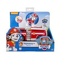«Щенячий патруль»: спасательный атомобиль с фигуркой Маршала-пожарника