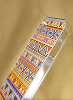 """Пластиковый Чехол """"С узорами 3X"""" для Apple iPhone 5/5S Чехол-Накладка на мобильный телефон"""