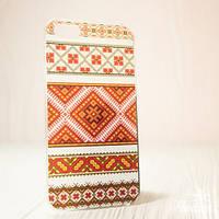 """Пластиковый Чехол """"""""С узорами rhombus"""" для Apple iPhone 5/5S Чехол-Накладка на мобильный телефон"""