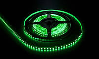 Cветодиодная лента зеленая SMD 3528 5м 300 диодов