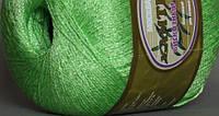 Камтекс Вискозный шелк 100г/350м зеленый