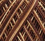 Троицкая Рябинка 100г/400м 4240 меланж желто-коричневый