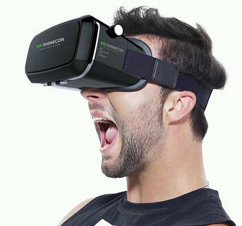 VR Glasses - Очки Виртуальной Реальности