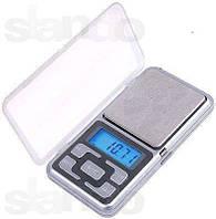 Электронные весы карманные 0.01 500 гр, ювелирные весы, аптечные весы