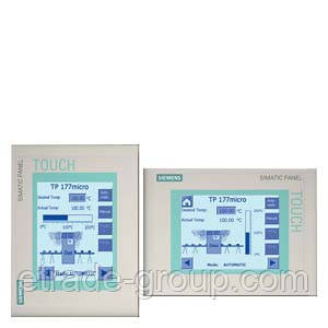 Микропанель TP 177micro 6AV6640-0CA11-0AX1