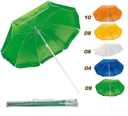Пляжный зонт 1,8м , зонт пляжный, зонт для пляжа купить в Украине