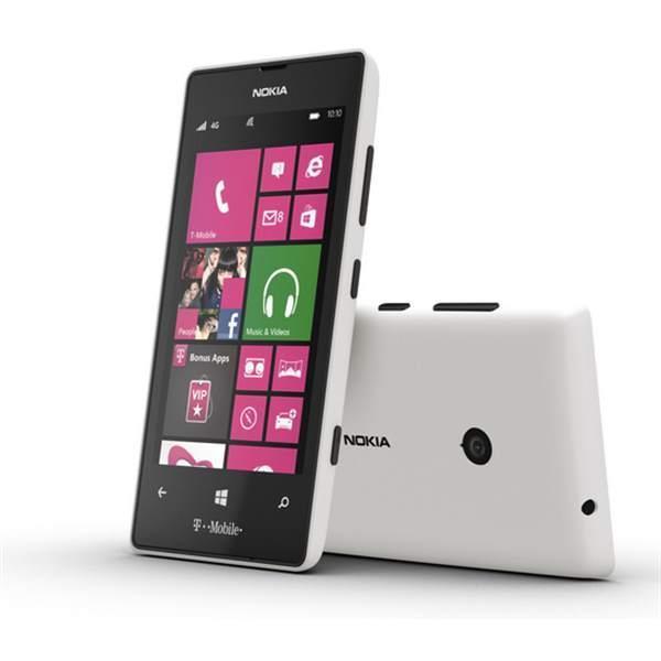 Смартфон Microsoft Lumia 520 White 0,5/8gb 1430 мАч Snapdragon S4