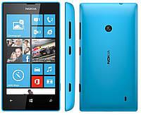Смартфон Microsoft Lumia 520 Blue 0,5/8gb 1430 мАч Snapdragon S4, фото 3