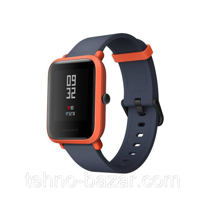 Умные часы Smart Watch Xiaomi Amazfit Bip A1608 Orange ip68 190 мАч