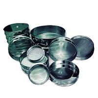 Сита лабораторні металоткані СЛ-120, СЛ-200, СЛ-300 /  Сита лабораторные металлотканные СЛ-120, СЛ-200, СЛ-300