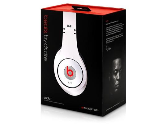 Наушники Monster Beats Pro by Dr.Dre Red Hearphones точная копия