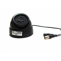 Внешняя цветная камера видеонаблюдения CCTV 349, ИК подсветка