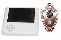 Видеоглазок с экраном и звонком Door viewer PVDP A1, Видеоглазок для входной двери