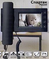 Видеодомофон LUX-437 c трубкой (цветной), домофон LUX 437