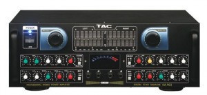 Усилитель мощности звука KA-903 karaoke