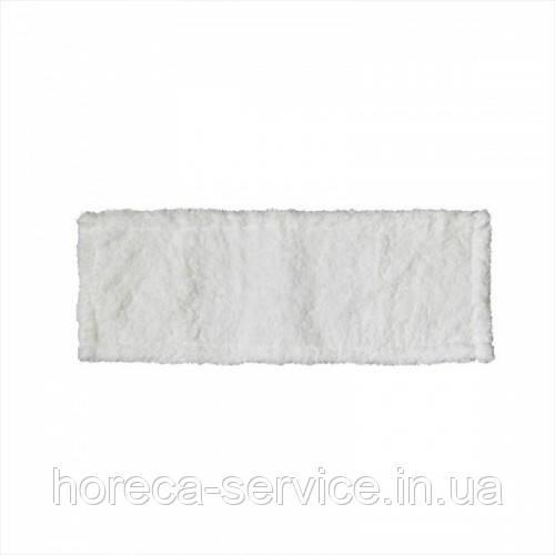 Моп плоский из микрофибры 40х13 для влажной уборки