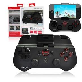 Джойстик беспроводной под телефон-планшет Ipega 9017 Bluetooth 2.4G, джойстик для телефона Android, iOS