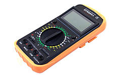 Тестер мультиметр DT-9208A цифровой
