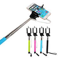 Селфи монопод для смартфона Selfer Z07-5 (Plus). Monopod с кнопкой