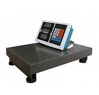 Усиленные торговые весы 150 кг 40*50. ACS 150 kg FOLD