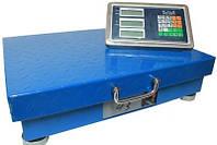 Товарные весы беспроводные WI-FI 200 кг , площадка 35*45см