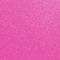 Фоамиран на клеевой основе с глиттером 2 мм, 20x30 см, Китай, ГЛУБОКИЙ РОЗОВЫЙ