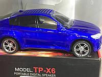 Портативная колонка MP3 USB BMW X6 TF, MicroSD Динамик BMW tp-x6